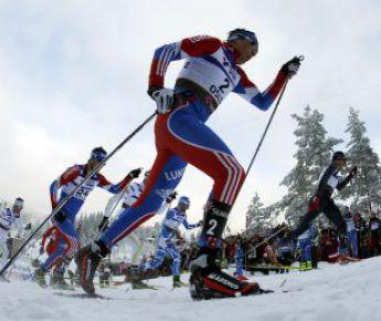По окончании лыжного чемпионата мира в Осло пошли слухи о том, что Александра ЛЕГКОВА выгонят из сборной страны. Фото REUTERS