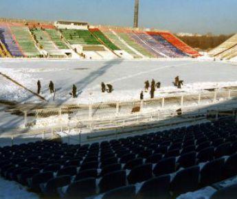 """Самара. Стадион """"Металлург"""". Фото Ильи ГОРШКОВА. Фото """"СЭ"""""""
