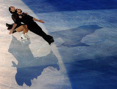 За пять последних лет Турин трижды принимал у себя соревнования по фигурному катанию первой величины. Фото AFP