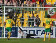 """Скандал вокруг """"Кубани"""" ударил по репутации всего российского футбола. Фото Александра БУДАКОВА"""