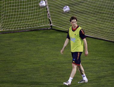 "Фернандо Торрес:  ""Надеюсь на финал ""Барселона"" - ""Челси"" Фото REUTERS"