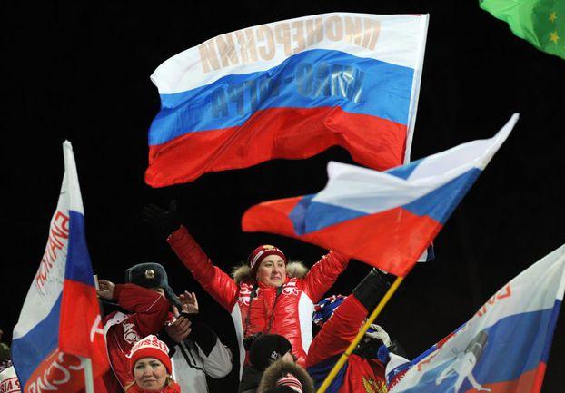Теперь россияне могут увидеть звезд биатлона не только в Ханты-Мансийске, но и в Москве. Фото AFP