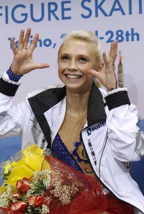 Ксения МАКАРОВА. Фото REUTERS