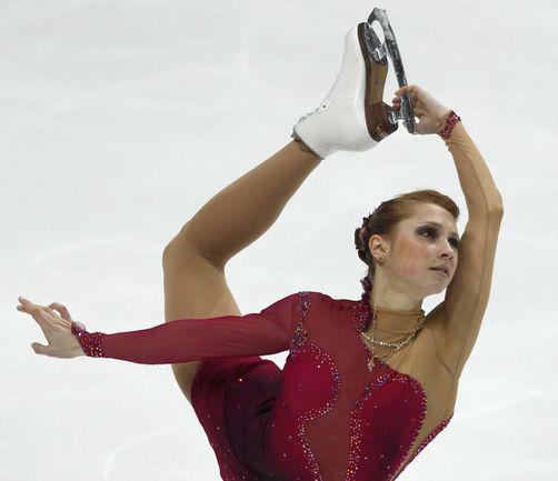 Ксения МАКАРОВА Фото REUTERS