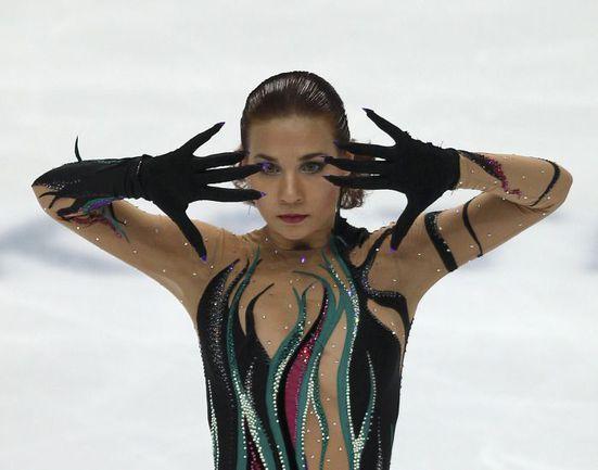 Алена ЛЕОНОВА Фото REUTERS