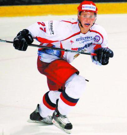 Нападающий Дмитрий КУГРЫШЕВ вернулся в ЦСКА после нескольких сезонов за океаном. Фото REUTERS