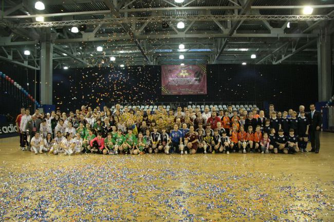 """Участники традиционного международного турнира в Москве. Фото АМФР Фото """"СЭ"""""""
