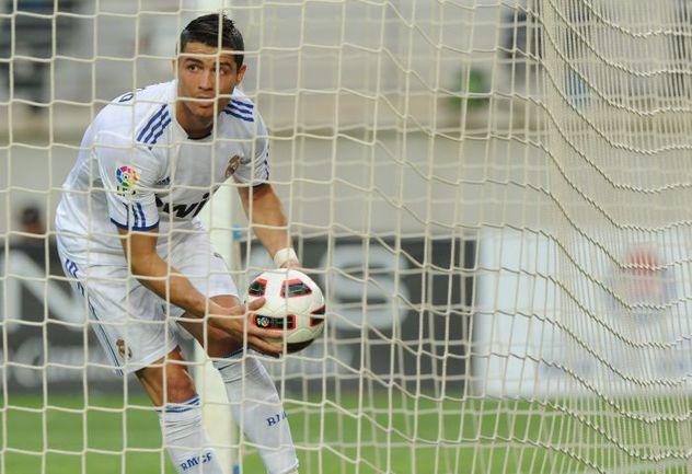 Сегодня КРИШТИАНУ РОНАЛДУ может побить рекорд чемпионата Испании. Фото AFP