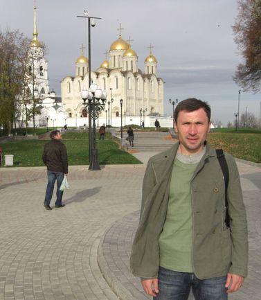 """Дмитрий ВЯЗЬМИКИН. Фото Юрия ГОЛЫШАКА, """"СЭ"""" Фото «СЭ»"""