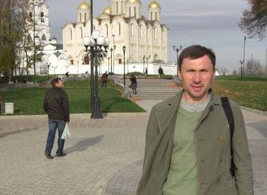 Дмитрий Вязьмикин: