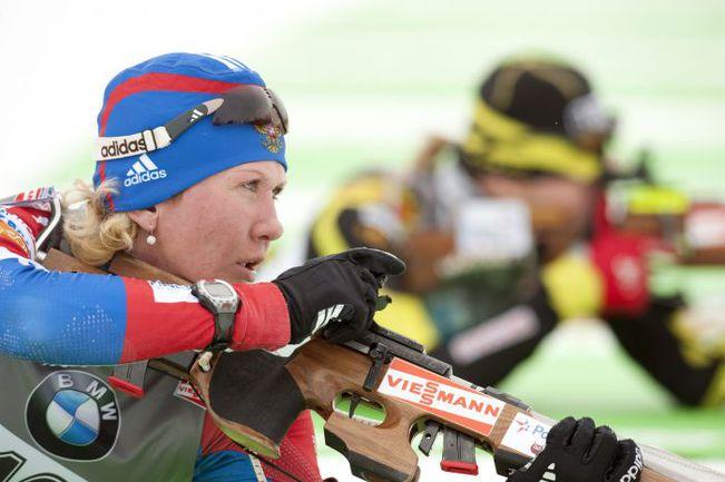 Наталья СОРОКИНА. Фото AFP