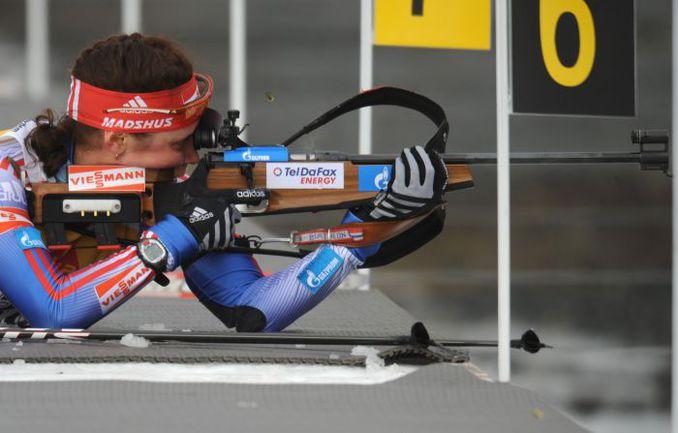 Ульяна ДЕНИСОВА. Фото AFP