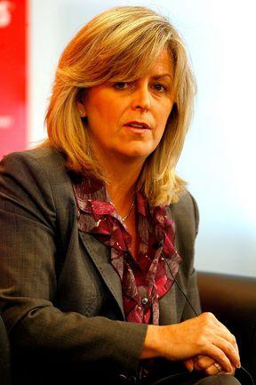 Председатель и исполнительный директор Женской теннисной ассоциации Стейси АЛЛАСТЕР. Фото AFP