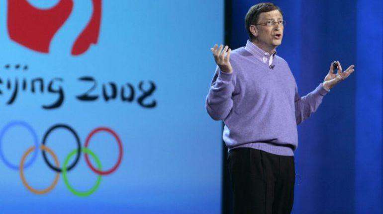 Компания Microsoft Билла ГЕЙТСА не в первый раз будет участвовать в олимпийских проектах. Фото REUTERS