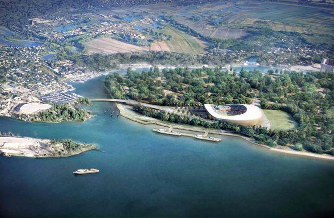 """Так будет выглядеть стадион в Самаре, если город примет ЧМ-2018. Фото """"СЭ"""""""