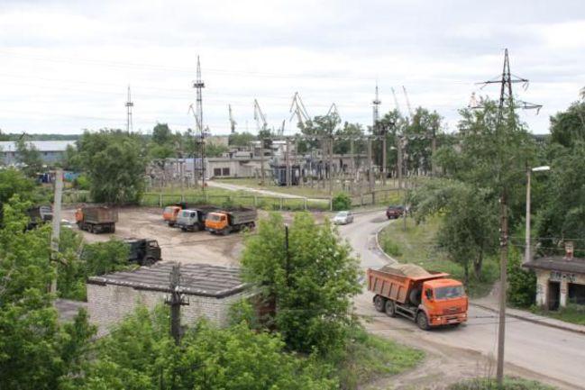 """Июнь. Самара. На месте речного порта планируется строительство стадиона. Фото Игоря ГОРШКОВА Фото """"СЭ"""""""