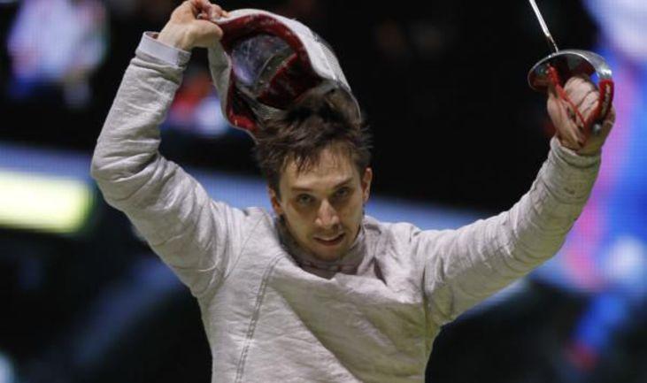 Лучший российский саблист Алексей ЯКИМЕНКО. Фото AFP