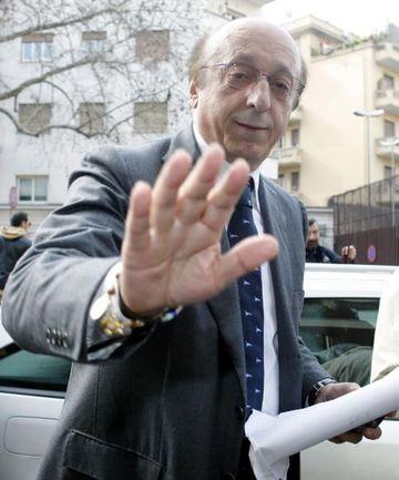 Главный фигурант громкого скандала в Италии - Лучано МОДЖИ.  Фото REUTERS