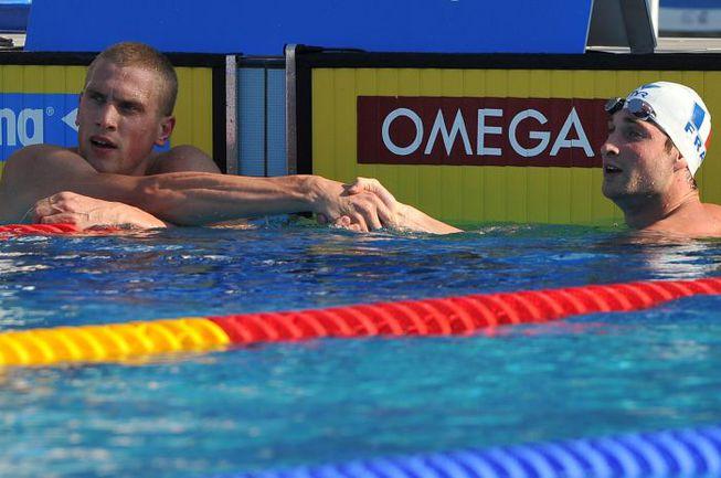 Андрей ГРЕЧИН на чемпионате Европы-2010. Фото AFP