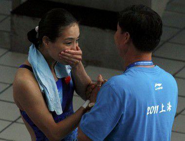 Суббота. Шанхай. ВУ МИНСЯ одерживает очередную победу. Фото REUTERS
