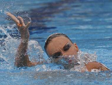 13-кратная чемпионка мира Наталья ИЩЕНКО. Фото REUTERS