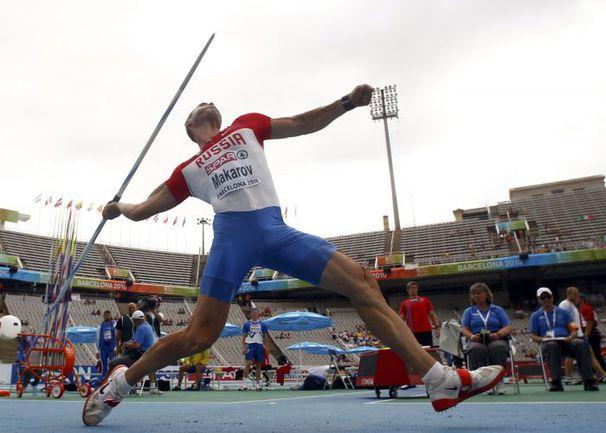 Сергей МАКАРОВ способен занять место на пьедестале чемпионата мира Фото REUTERS