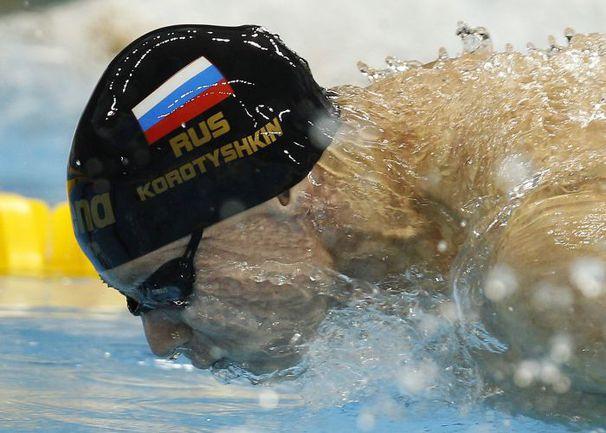 Июль. Шанхай. Евгений КОРОТЫШКИН. Фото AFP