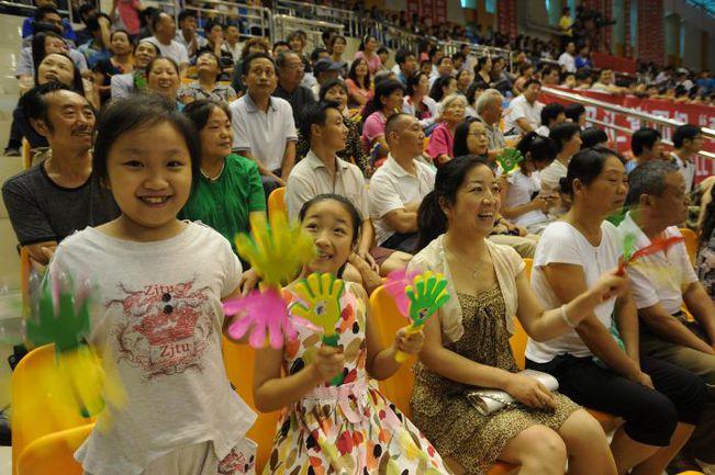 """В Цюаньчжоу ожидается серьезный зрительский интерес к """"Гран-при"""". Фото fivb.org Фото «СЭ»"""
