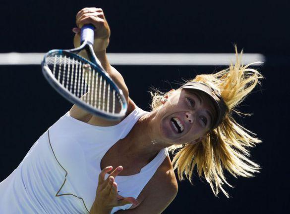 Мария ШАРАПОВА проиграла в третьем круге Rogers Cup Галине ВОСКОБОЕВОЙ. Фото REUTERS