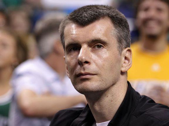 Михаил ПРОХОРОВ. Фото REUTERS