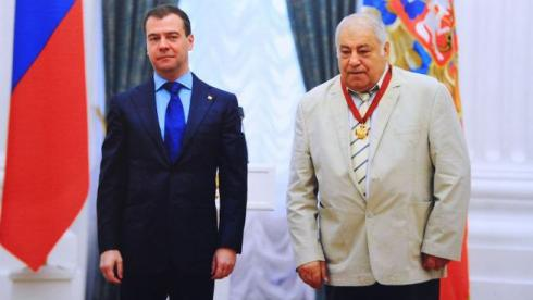 Дмитрий Миндиашвили: