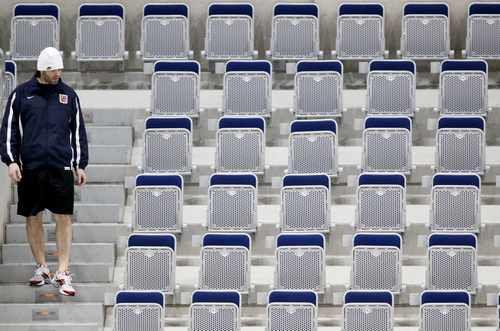 """Яромир Ягр: """"В России гоняют больше, чем в НХЛ"""" Фото REUTERS"""