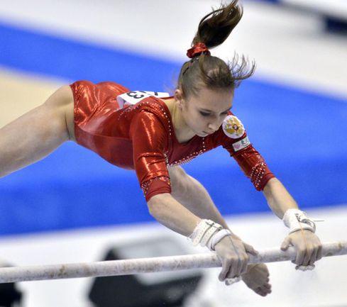 Виктория КОМОВА Фото AFP