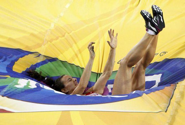 Многократная мировая рекордсменка Елена ИСИНБАЕВА. Фото REUTERS