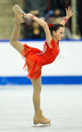 Суббота. Миссисога. Елизавета ТУКТАМЫШЕВА. Фото AFP