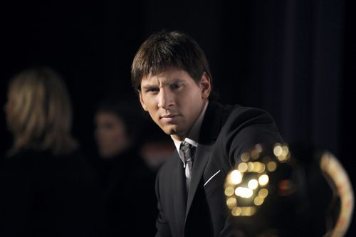 """Лионель МЕССИ может получить """"Золотой мяч"""" в третий раз подряд. Фото AFP"""