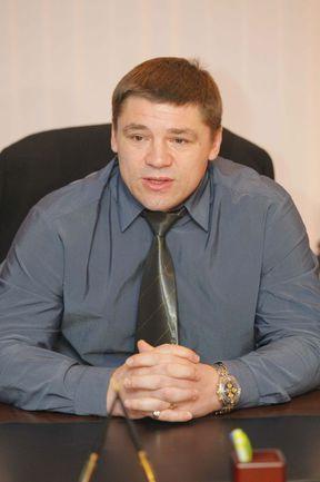 Председатель профсоюзов игроков и тренеров КХЛ Андрей КОВАЛЕНКО. Фото photo.khl.ru