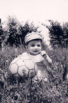 """Алессандро ДЕЛЬ ПЬЕРО в годовалом возрасте. Фото из семейного архива. Фото """"СЭ"""""""