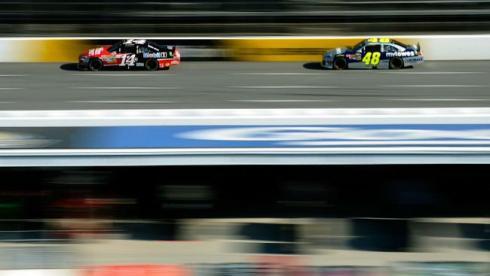 Финал NASCAR: