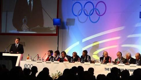 В России стартует олимпийская неделя