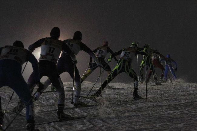 Вчера. Куусамо. Индивидуальный спринт. Фото REUTERS