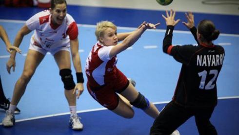 Россиянки отомстили Испании за поражение на ЧЕ-2010