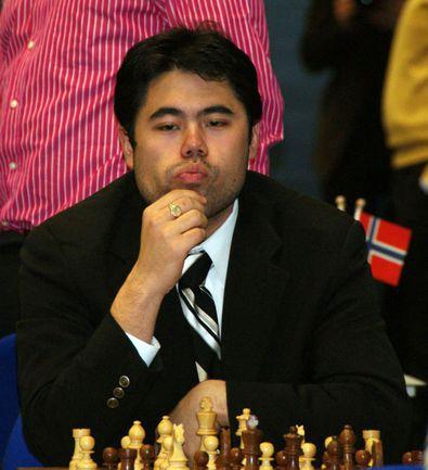 """Хикару НАКАМУРА - один из возможных претендентов на мировую шахматную корону. Фото Юрия ВАСИЛЬЕВА, """"СЭ"""". Фото """"СЭ"""""""