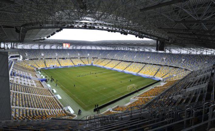 """Новый стадион """"Львов"""" уже принимает матчи. Фото """"СЭ"""""""