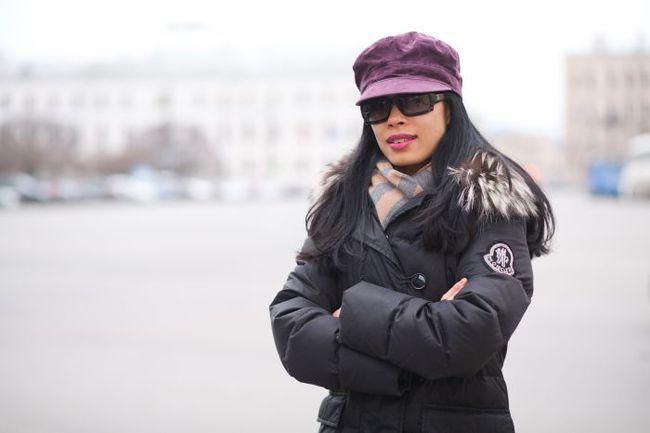 """Вчера. Санкт-Петербург. Ванесса МЭЙ. Фото Дарьи РУМЯНЦЕВОЙ. Фото """"СЭ"""""""
