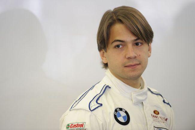 """В следующем году Аугушто Фарфушу исполнится 29 лет - а в гонках он участвует с девяти. Фото BMW. Фото """"СЭ"""""""