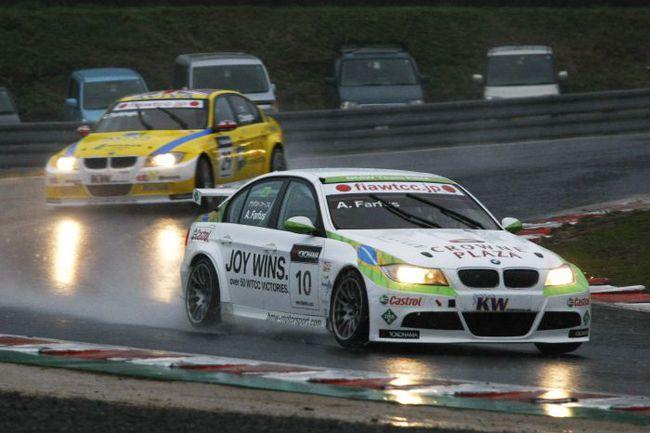 """Самым успешным сезоном в WTCC для Фарфуша стал 2009-й: пять побед в гонках и третье место в общем зачете. Фото BMW. Фото """"СЭ"""""""