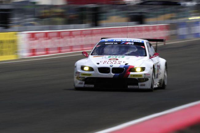 """В этом году, выступая в длинных гонках на BMW M3 категории GT2, несколько раз финишировал на подиуме и выиграл гонку """"6 часов Чжухая"""" в Китае. Фото BMW. Фото """"СЭ"""""""