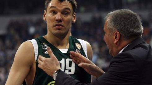 Ясикявичюс жалеет, что не добил ЦСКА в Афинах