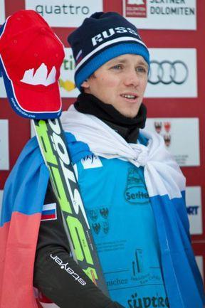 """Егор КОРОТКОВ. Фото ski-cross.it. Фото """"СЭ"""""""